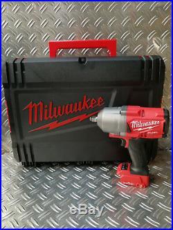 Milwaukee Akku-Schlagschrauber 1/2 M18 ONEFHIWF12-0X in HD Box (alt M18CHIWF12)