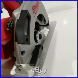 Milwaukee M18 BLCS66-0X Bürstenlose Akku-Handkreissäge in HD Box