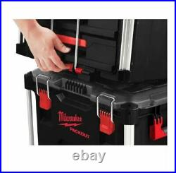 Milwaukee Packout Suitcase With 3 Drawer Toolbox Tool Box