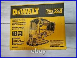 NEW IN FACTORY BOX! 20V MAX XR DEWALT DCS334 Brushless Jig Saw (Tool Only)