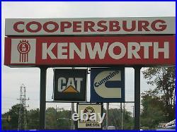 NEW SET of KENWORTH OEM KEYED ALIKE TOOL BOX, DOOR LOCKS & IGNITION LOCKSET