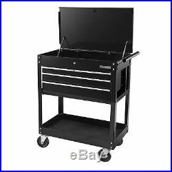 Olympia Tools 26 In. 4 Drawer 600 Lb. Capacity Roller Cart, 84-956