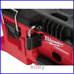 Packout 22 in. Large tool box milwaukee storage organizer portable electric
