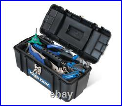 Park Tool SK-4 Home Bicycle Mechanic 15+ Piece Tool Kit with Tool Box / Case