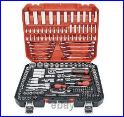 Parkside Socket Set 216 Piece Set New! Toolbox
