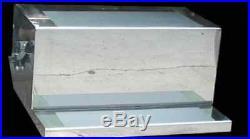 Peterbilt 379 Stainless Steel 14 Gauge Battery Box