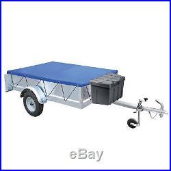 Pkw Anhänger Deichselbox IP55 63x35x26cm Deichselkasten PKW Anhänger Box