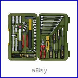 Proxxon Industrial Universal Werkzeugkoffer 47-teilig 23650 Steckschlüssel