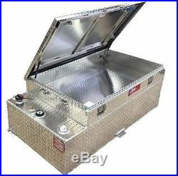 RDS 71788 90 Gallons Fuel Transfer Tank & Toolbox Combination