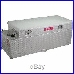 RDS Auxiliary Fuel Tank/Toolbox Combo 60 Gal, #72644
