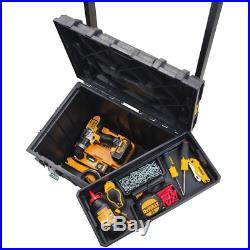 Rolling Tool Box ToughSystem DEWALT Modular Combo Set Mobile Chest Organizer Set