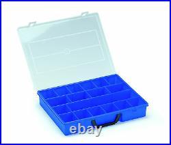 TANOS Sortiment box Systainer 4 Classic koppelbar FESTOOL SYS PROTOOL BTI BERNER