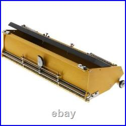 TapeTech 15 Flat Box Extra Wide EZ15TT Drywall Taping & Finishing Tool