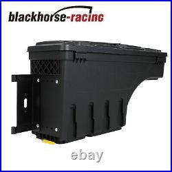 Truck Bed Storage Box Toolbox Left Driver For Chevy Silverado GMC Sierra 07-18