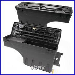 Truck Bed Storage Box Toolbox Rear RH&LH for Chevy Silverado GMC Sierra 07-2018