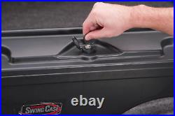 Undercover Left & Right Side Swing Case Toolbox PAIR for 1997-2014 Ford F150