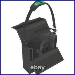 WERA TOOLS 2go Toolbox Toolbag Large (No. 2) 330mm x 355 x 115mm Black Hook Loop