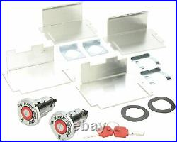 Weatherguard 7838-2PK Tool Box Lock