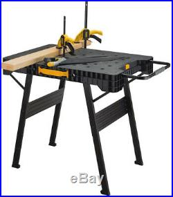 Workbench Portable Folding Table Lightweight Sturdy Large Surface Work Shop Tool