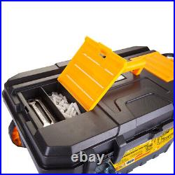 WrightFits Mobile Tool Chest With Stackable Tool Organiser Box 300 2 In 1