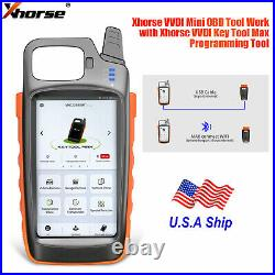 Xhorse VVDI Key Tool Max Remote Generator Transponder Original Box USA Ship
